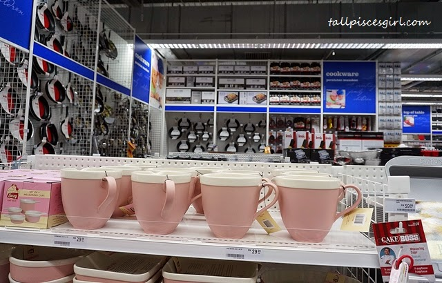 Cookware section