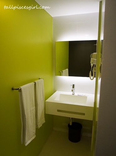 XYZ Deluxe Room - Basin