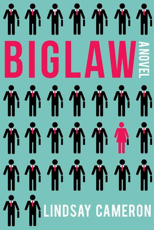Welcome Poppy guest Lindsay Cameron & her debut, BIGLAW!