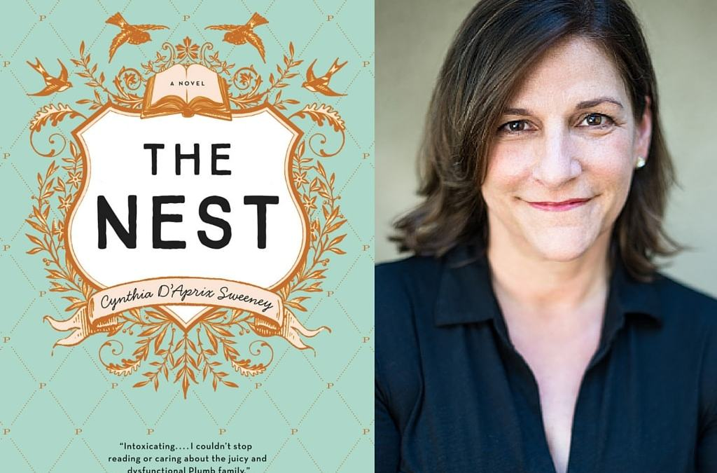 NYT Bestselling author Cynthia D'Aprix Sweeney & THE NEST