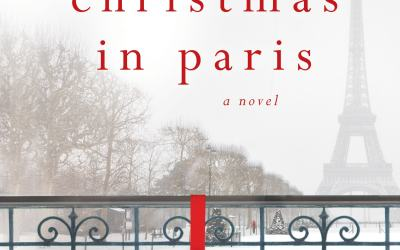 Celebrate Anita Hughes' first holiday novel, CHRISTMAS IN PARIS