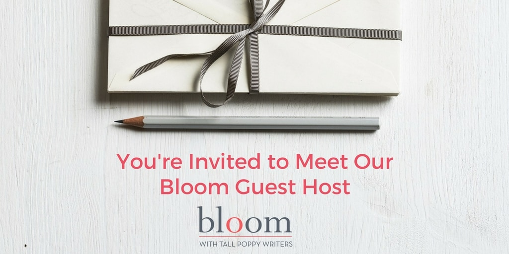 Bloom Guest Host: Laura Spinella!