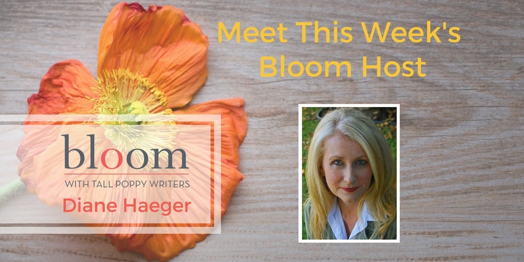 Are you in Bloom with Diane Haeger?
