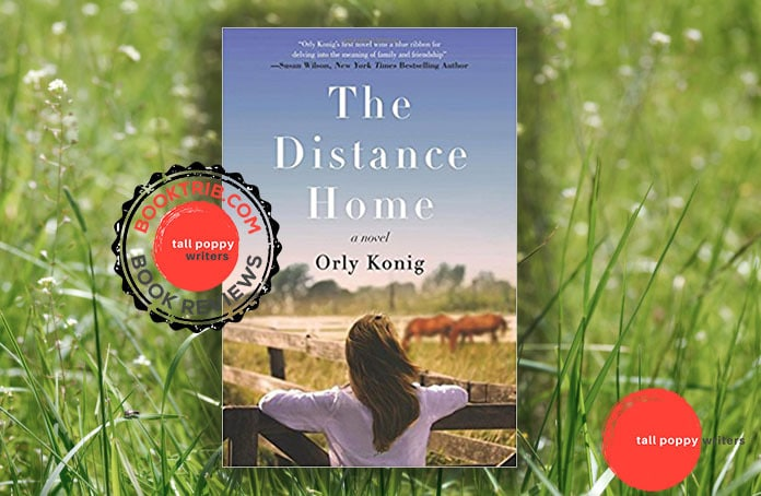 BookTrib Review of The Distance Home