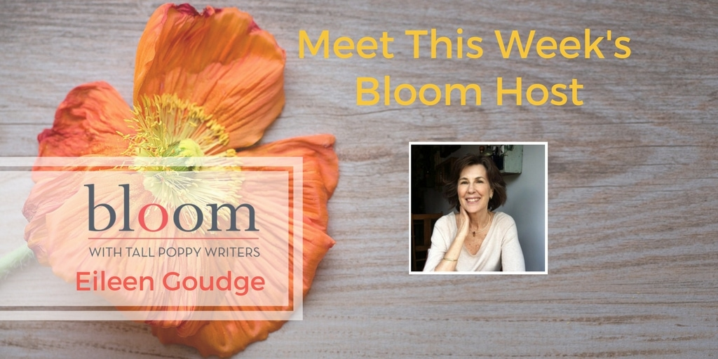 Are You In Bloom With Eileen Goudge?