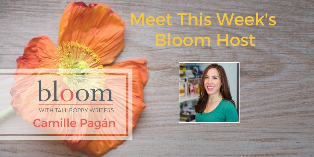 Are You In Bloom with Camille Pagan?