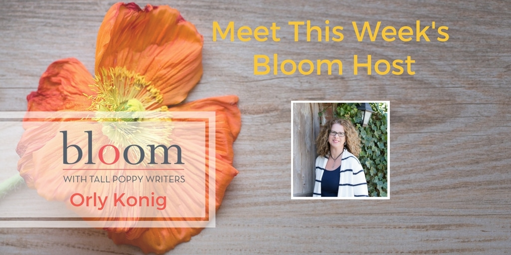 Are You in Bloom with Orly Konig?