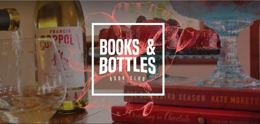 Announcing Books & Bottles Volume 2
