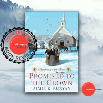 BookTrib Review: Promised to the Crown