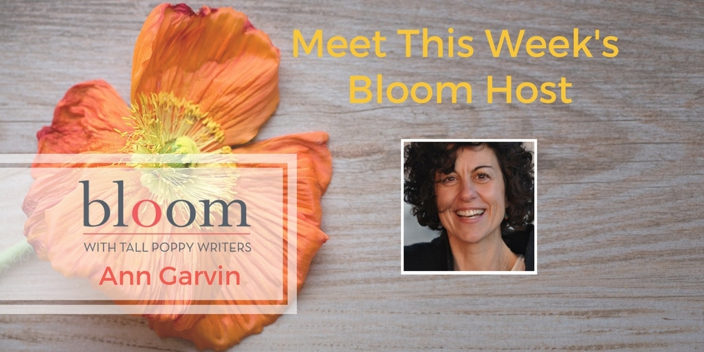 Are You in Bloom with Ann Garvin?