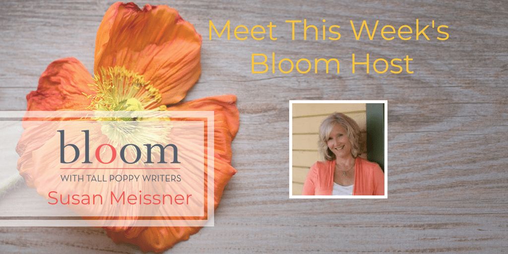 Are You in Bloom with Susan Meissner?