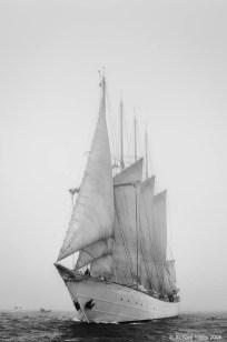 Creoula, 50th Anniversary Tall Ships Race,Torbay 2006