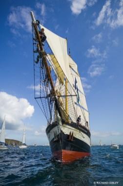 Pelican of London,Tall Ships,Funchal 500, Falmouth,