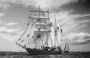 Shabab Oman,capitan Miranda,Tall Ships,Funchal 500, Falmouth,