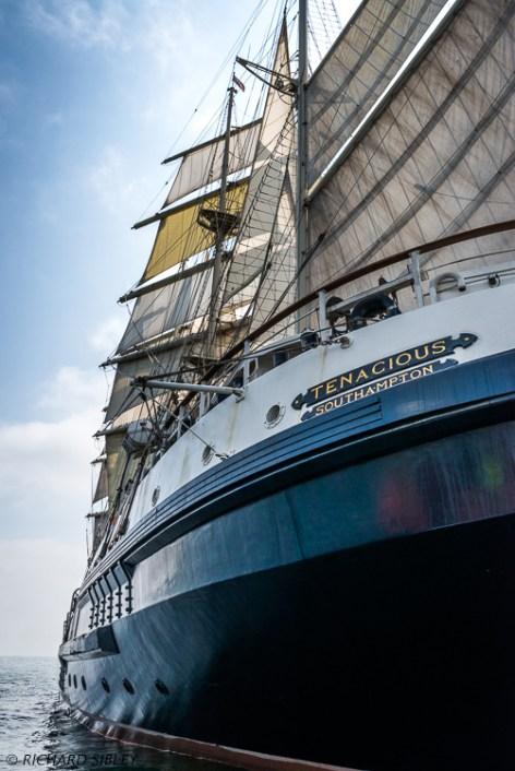 Barque Tenacious