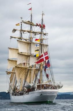 Danish Full Rigger 'Danmark'