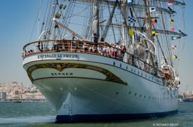 Norwegian barque, Statsraad Lehmkuhl
