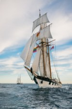 Lithuanian gaff schooner, Brabander