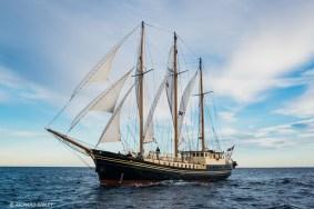 Danish schooner, Skonnerten Jylland