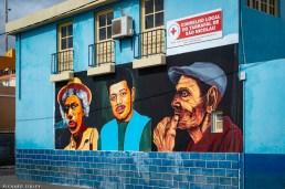 Mural, Tarrafal de Sao Nicolau