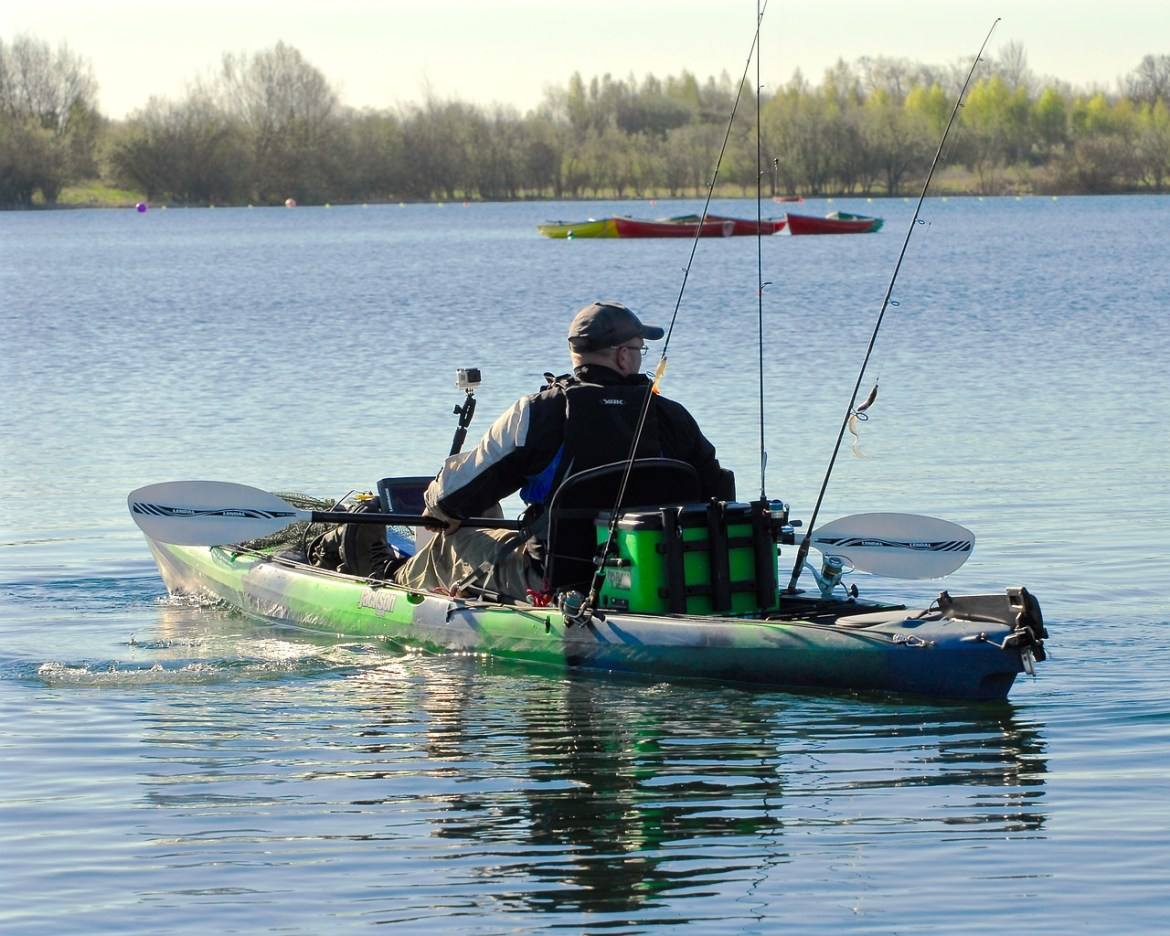 Kayak Fishing Tips for all Fishermen – Part 1