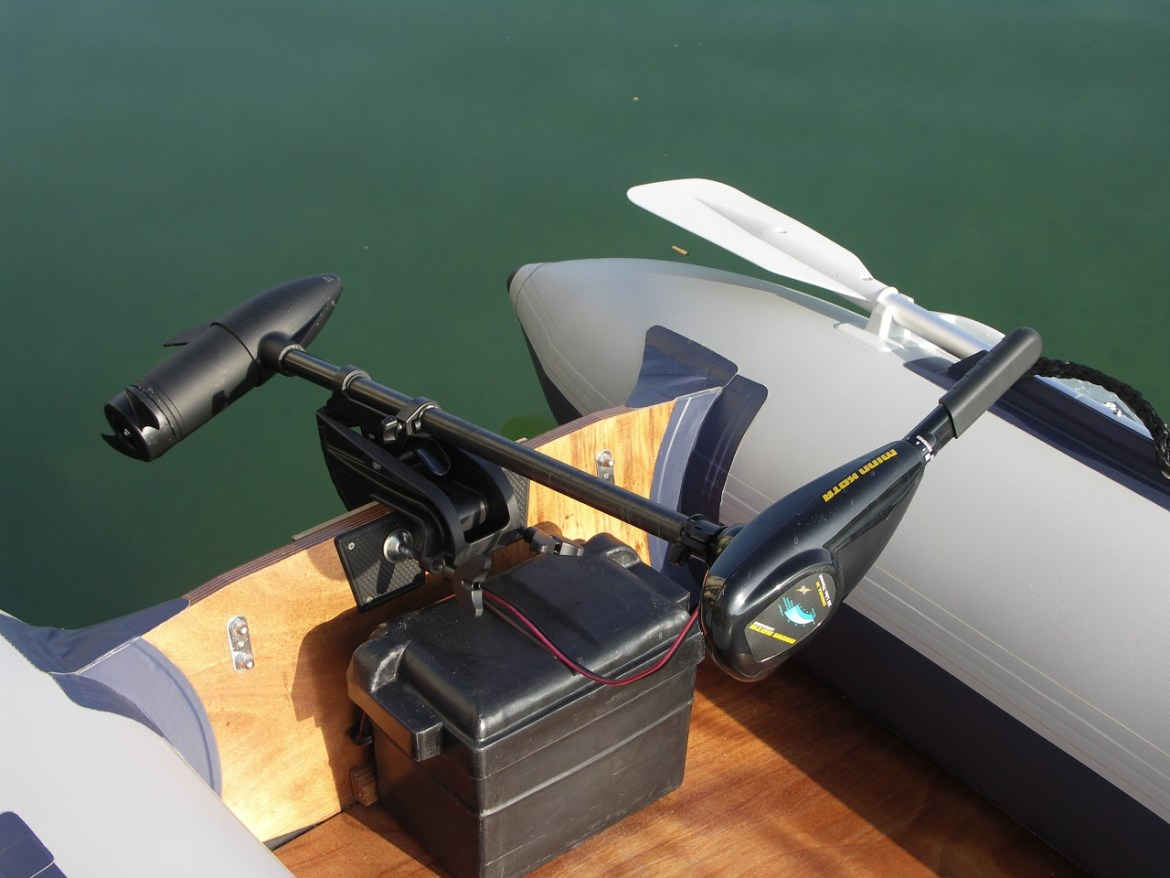 Tips to Maintain Your Saltwater Trolling Motor Battery