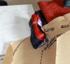 Scarlett's pannier bags