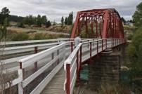 Earnscleugh Bridge, actually the third bridge built in this spot