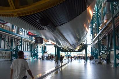Saturn rocket, Kennedy Space Centre