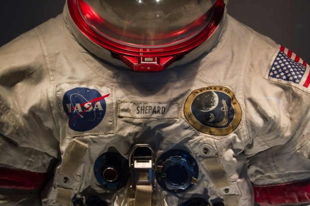 Space suit, Kennedy Space Centre