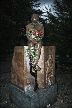 Senna sculpture