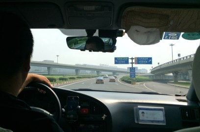 Taxi from Beijing airport