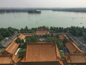 Kunming Lake from Longevity Hill