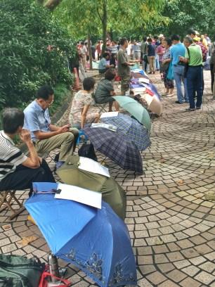 shanghai marriage market