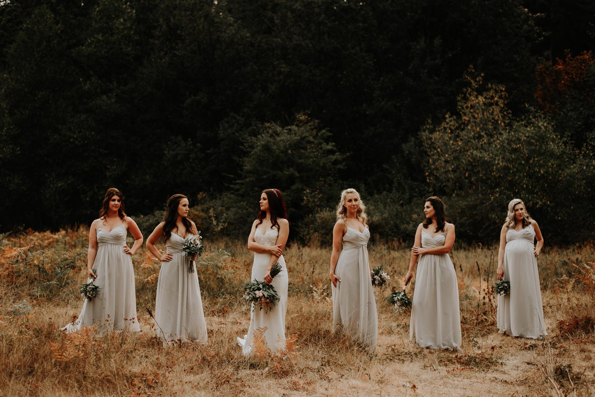 Campbell Valley Park Wedding