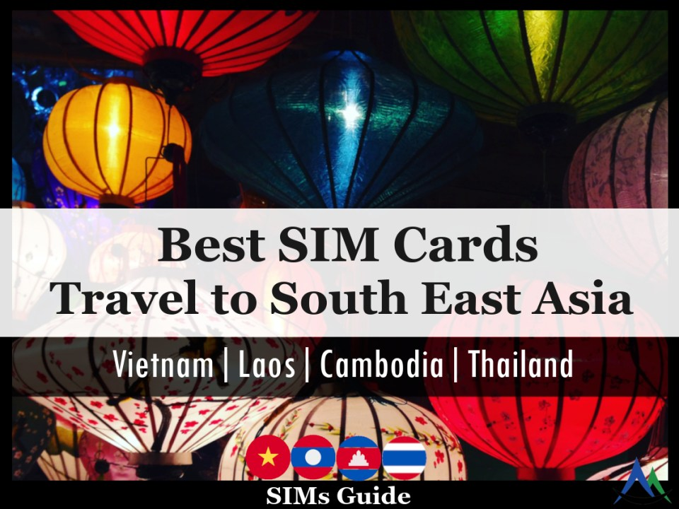 The Best SIM Cards in South East Asia