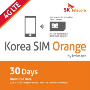 The Best SIM Cards for Travel to South Korea