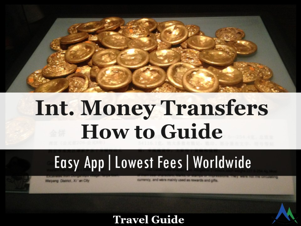 Transferwise – How to Send Money Online to Friends & Family