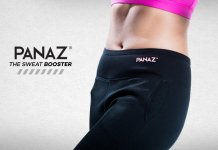 Feel The Heat With Panaz Fitness Apparel