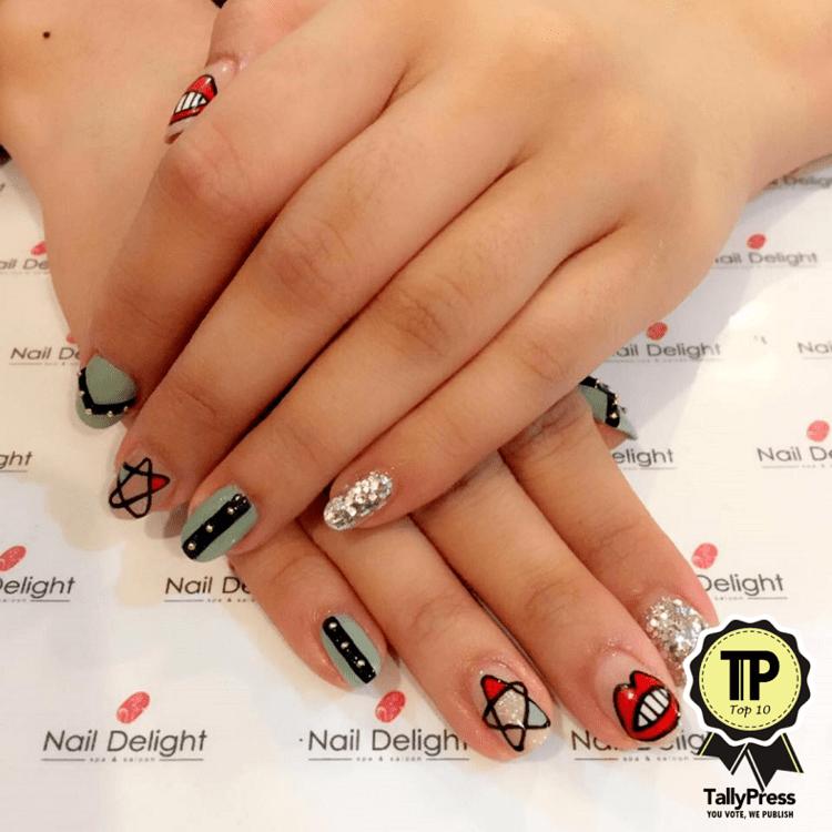 9 Nail Delight Spa Saloon