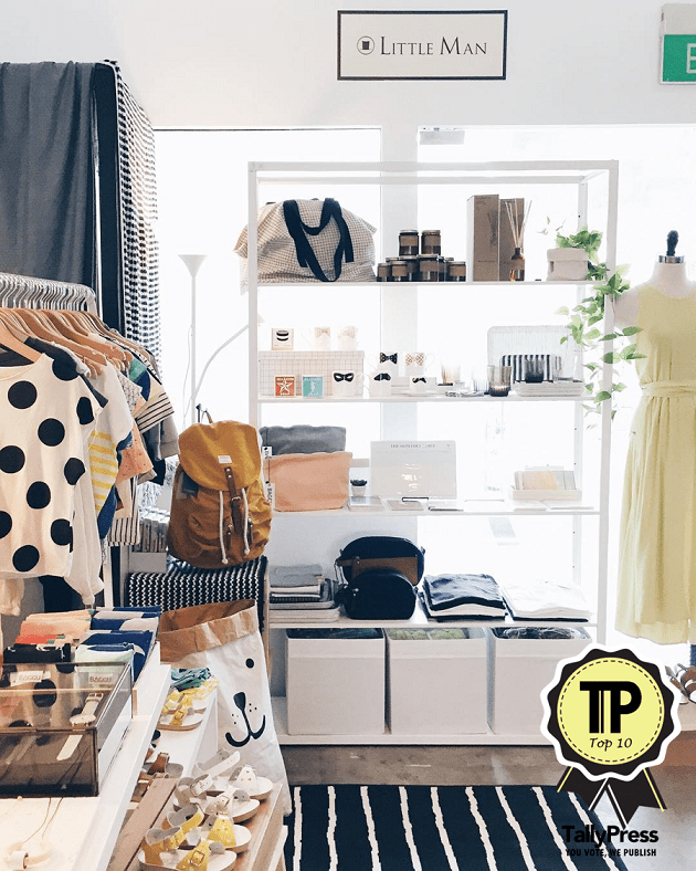 Top 10 Lifestyle Stores in Singapore Little Man