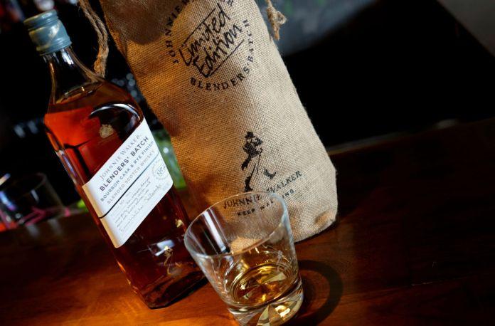 Blenders' Batch Series Bourbon Cask & Rye Finish