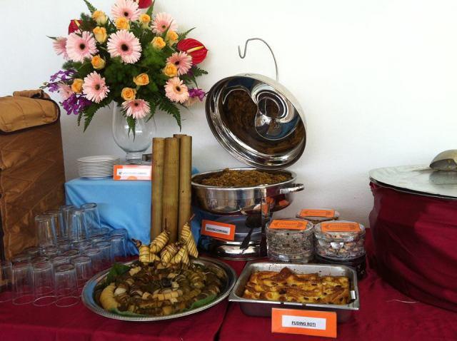 Catering Hidayah dan Kanopi