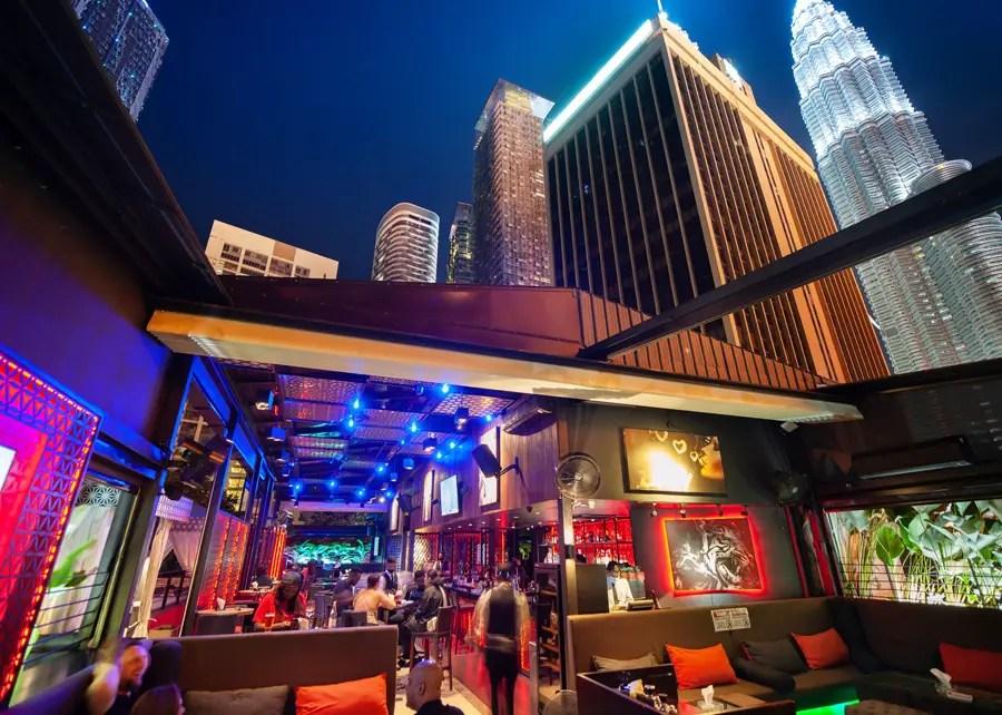 Top 10 Rooftop Bars in KL & Selangor   TallyPress