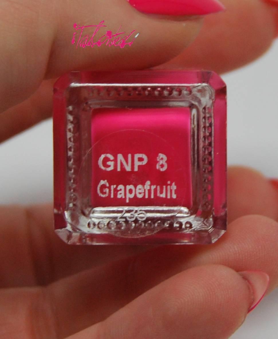 Barry M Gelly Hi-Shine Grapefruit 235