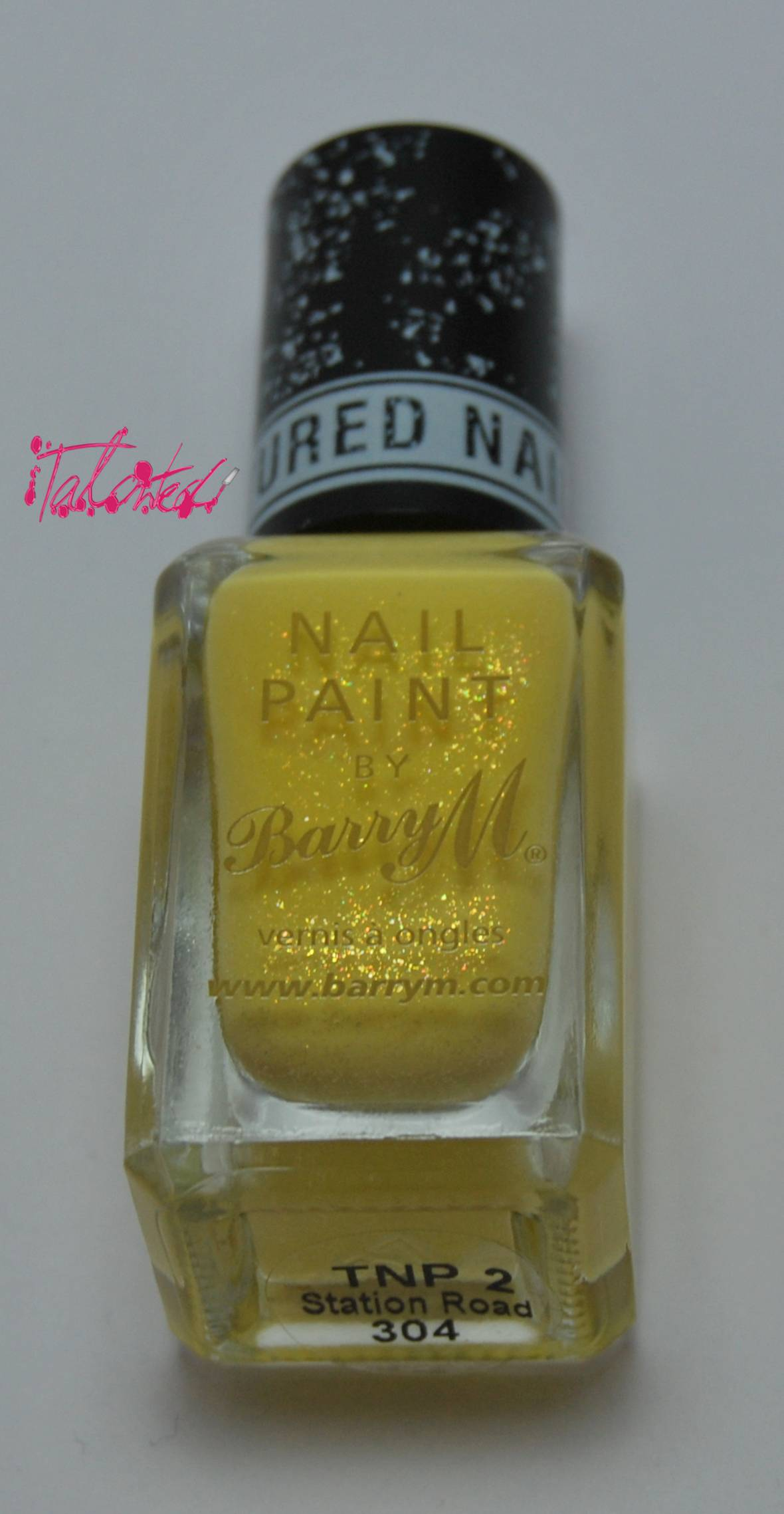Barry M Textured Effects Station Road