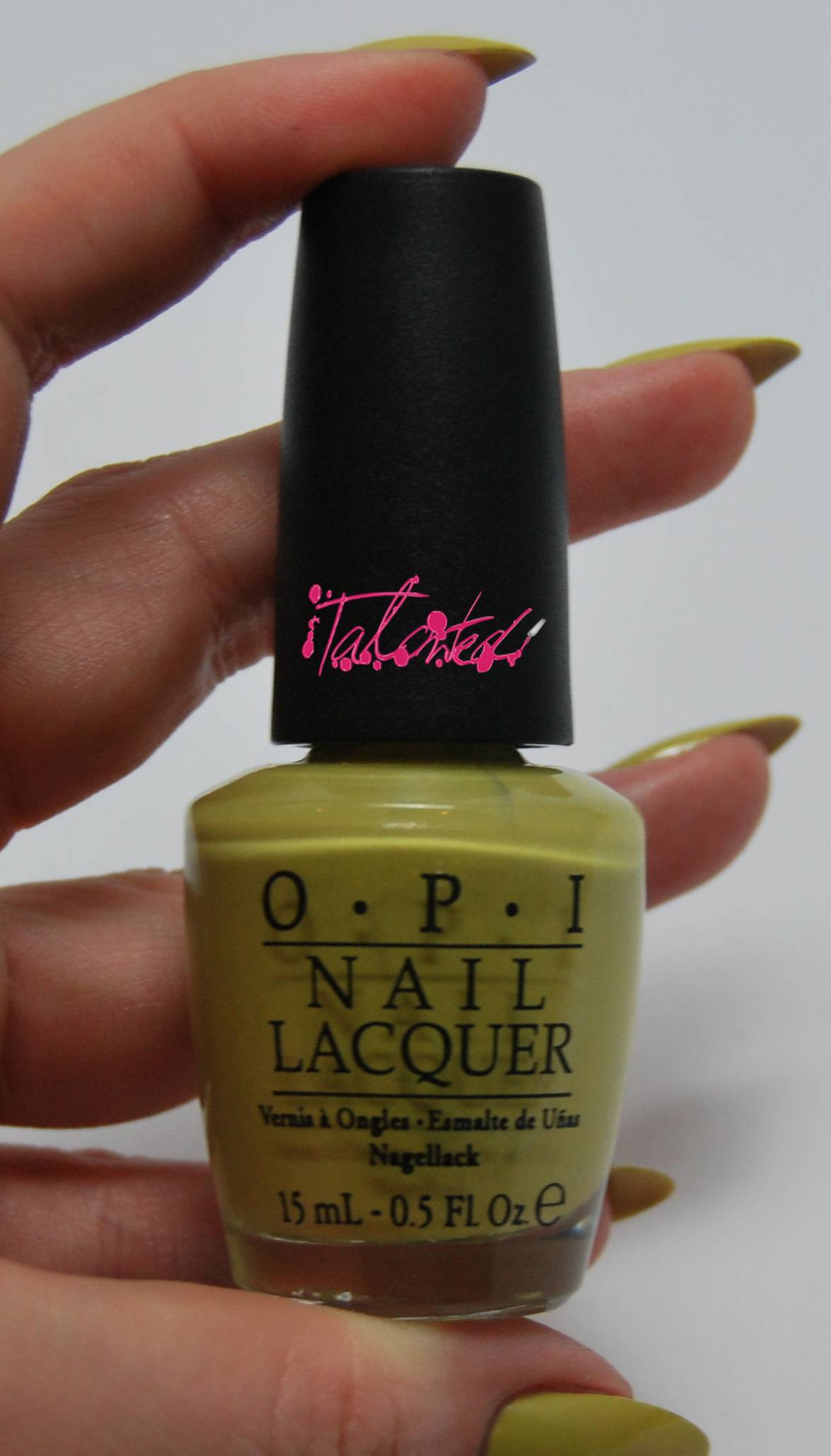 OPI Don't Talk Bach To Me