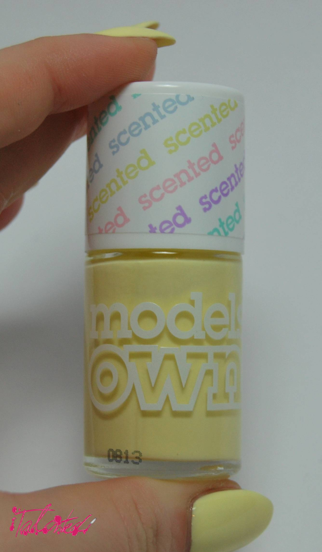 Models Own Banana Split Review