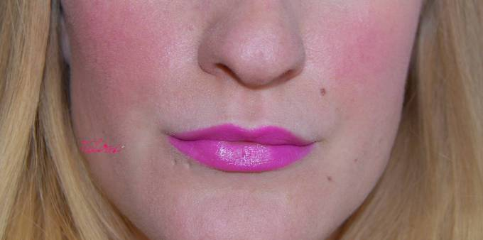 Claire's Accessories lipstick Baby Pink