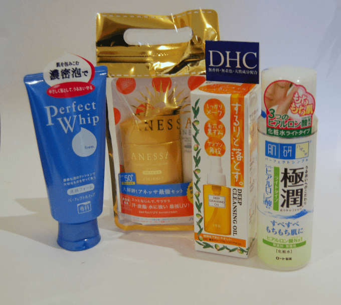 The Japan Beauty and Skincare Haul